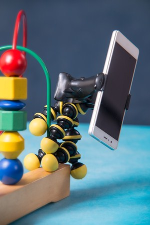 Mini statyw fotograficzny na telefon