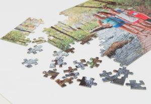 Puzzle fotograficzne ze zdjęciem
