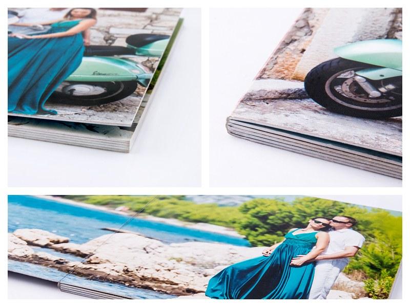 Fotoalbum Mini ze zdjęciami