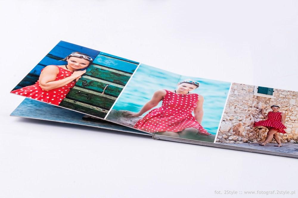 Fotoalbum mini - rozkładówka
