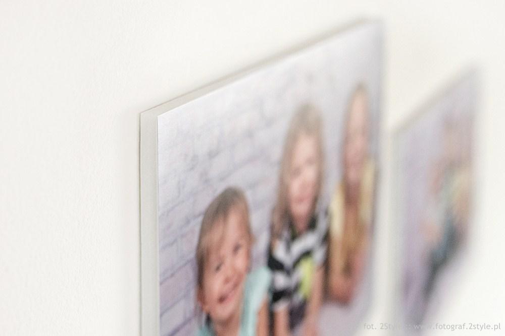Fotoboard - zdjęcie podklejone na piance