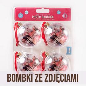 Bombki ze zdjęciami