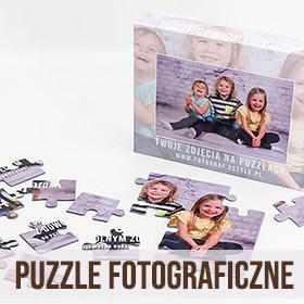 Puzzle fotograficzne z własnych zdjęć