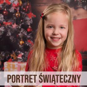 Portret świąteczny