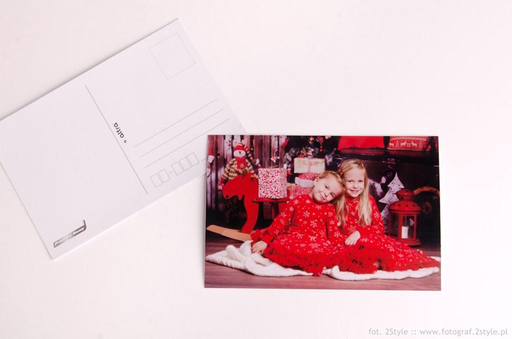 Świąteczna pocztówka