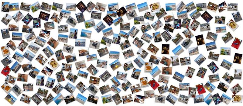 Projekt kubka na 200 zdjęć