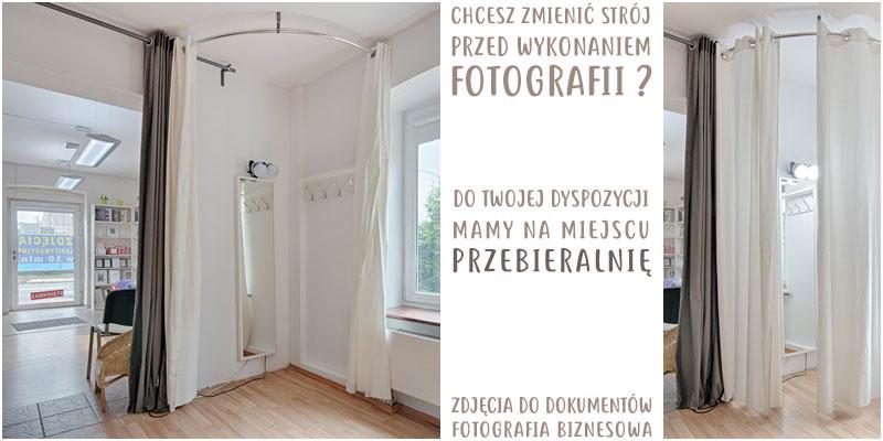 Fotograf Gdańsk Przebieralnia