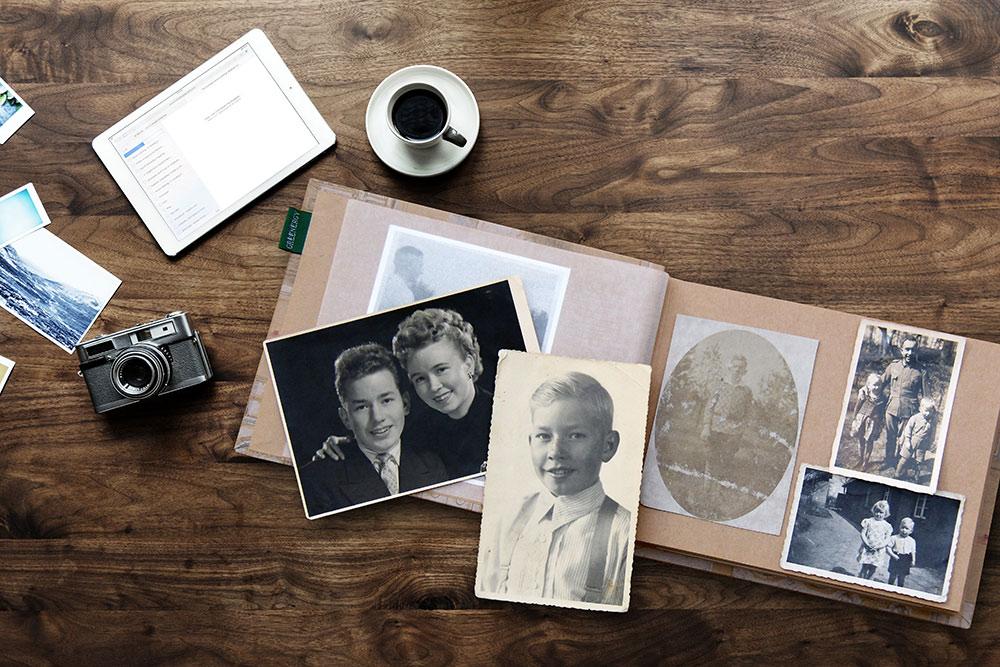 Skanowanie starych zdjęć